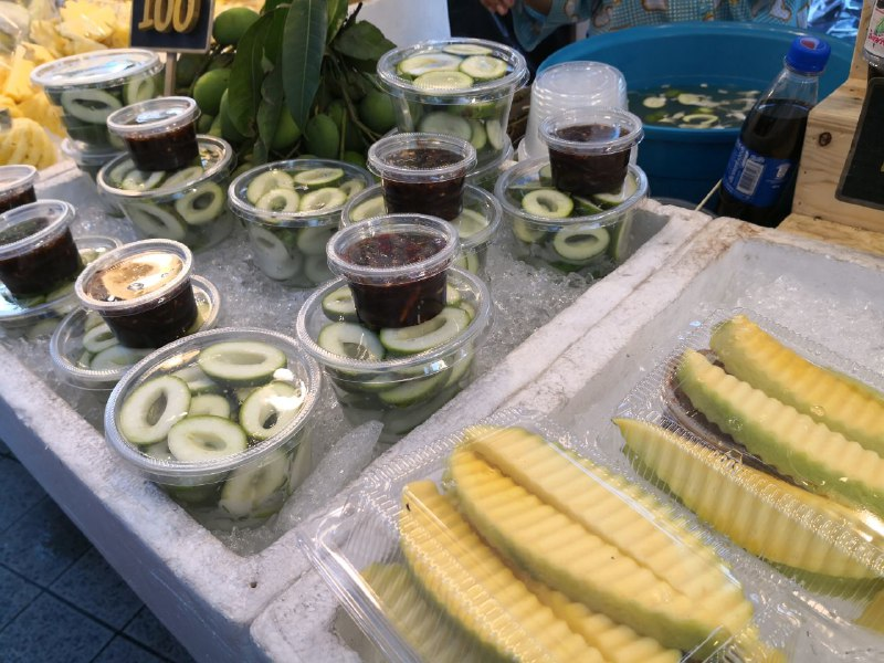 tips melancong ke bangkok-street food