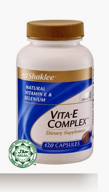 PROMO JUN 2014: SHAKLEE VITAMIN E