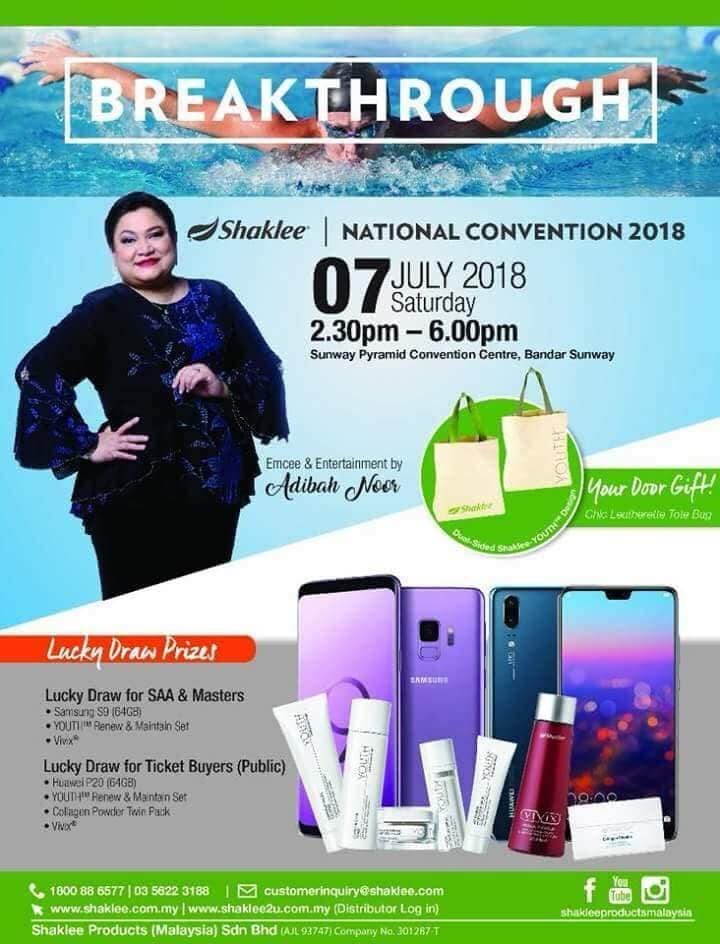 Shaklee National Convention 2018 2