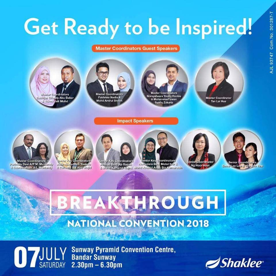 Shaklee National Convention 2018 7